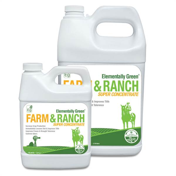 Farm and Ranch Formula