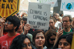 Global Climate Strike: The climate is changing, why aren't we?