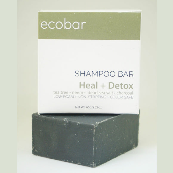 Shampoo Bar - Heal and Detox