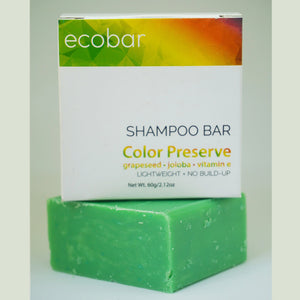 Shampoo Bar - Color Preserve