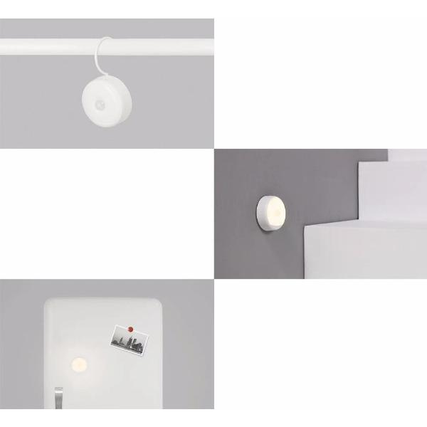 Body Motion Sensor Activated Wall Light - Smiley Giant