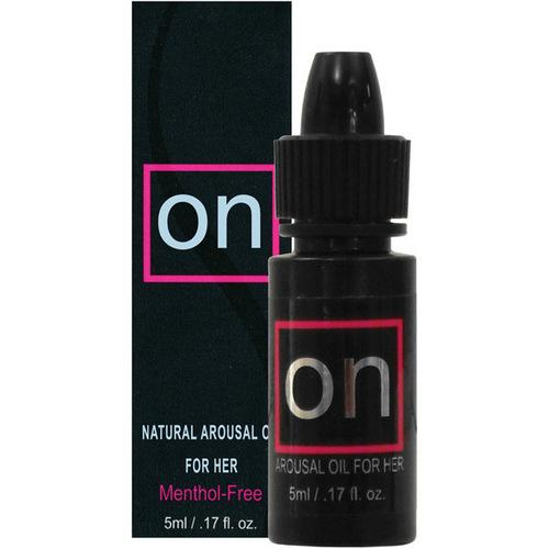 ON Natural Arousal Oil For Her - Original 5 ml Bottle