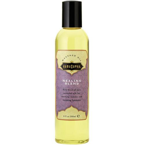 Kama Sutra Aromatic Oil - 8 oz Harmony Blend