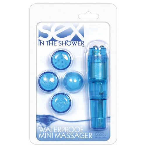 Sex in the Shower Waterproof Mini Massager