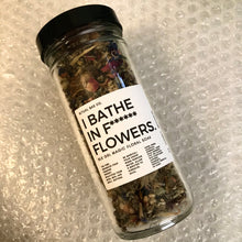 Load image into Gallery viewer, BLACK GIRL MAGIC FLORAL SOAK (FLOWERS + HERBS ONLY)