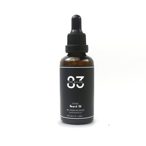Beard Oil - Cologne