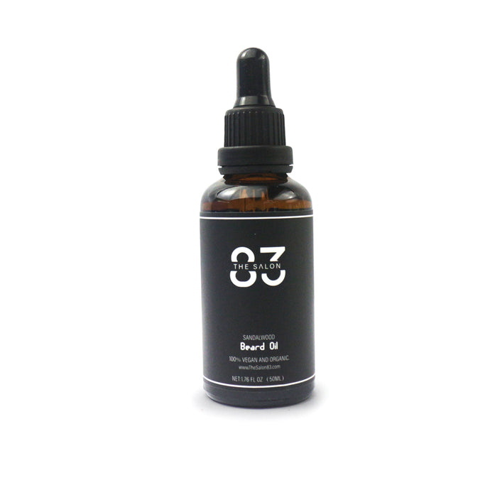Beard Oil - Sandalwood