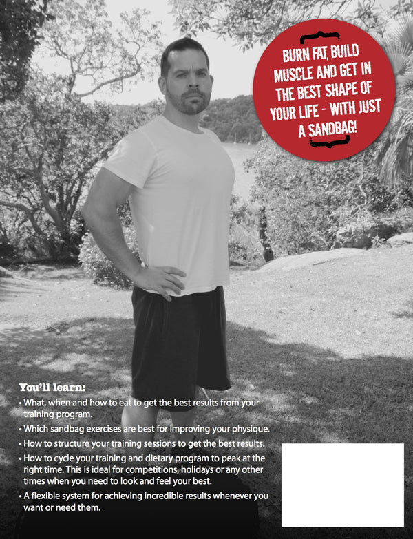 Sandbag Fitness: Lean & Strong - Paperback