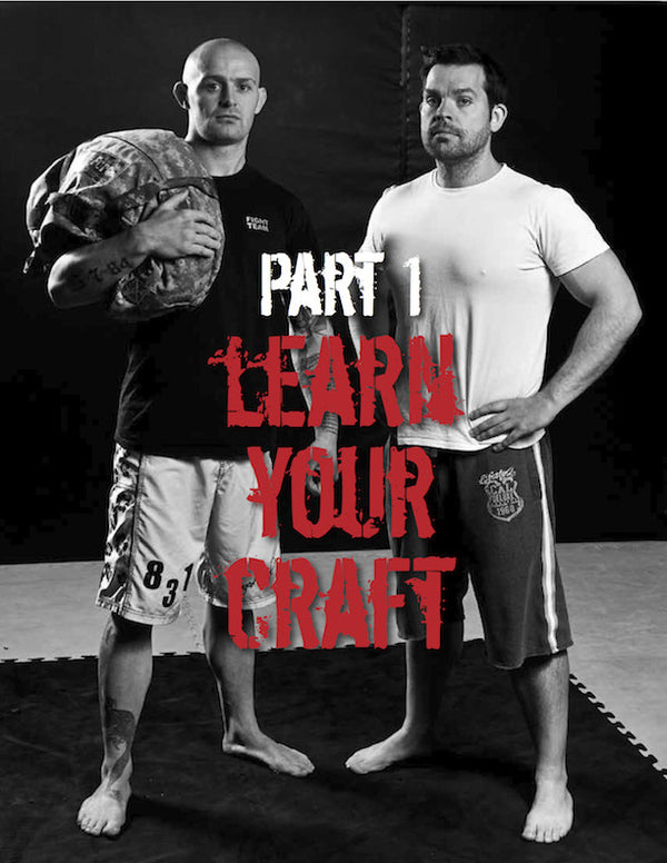 Sandbag Training For MMA & Combat Sports - Paperback