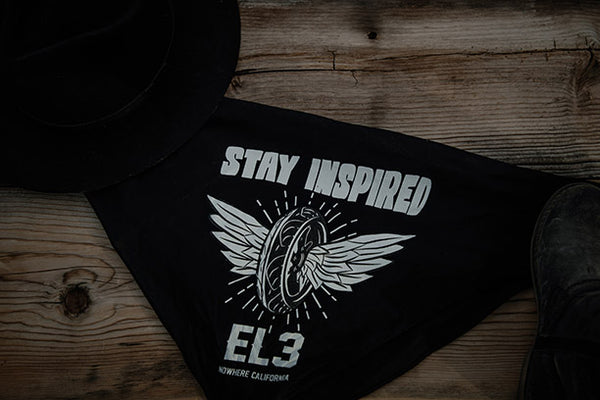 Stay Inspired Bandana