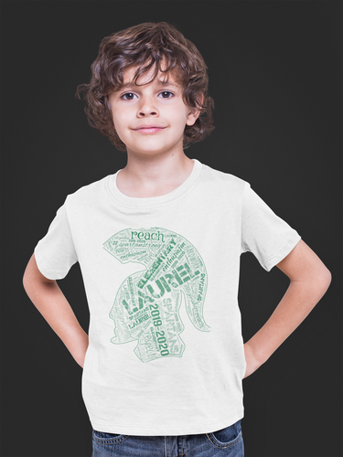 Laurel Elementary Word Art Shirt
