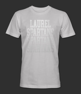 Laurel Choir WHITE OUT fundraiser Short Sleeve T-Shirt