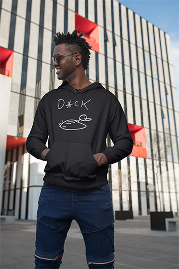 Duck Hooded Sweatshirt