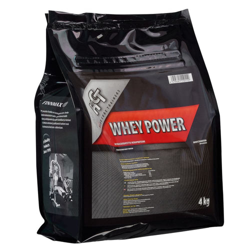 HCT Whey Power 4kg maustamaton