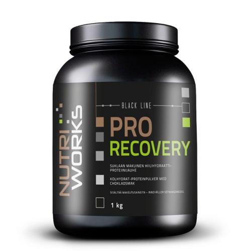 NUTRI WORKS PRO RECOVERY CHOCOLATE 1kg