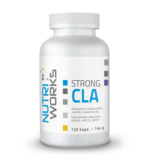 Nutri Works Strong CLA 120 kaps.