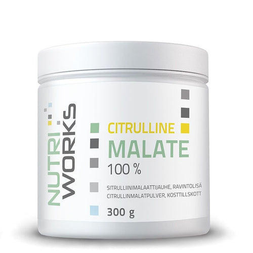Nutri Works Citrulline Malate 300g