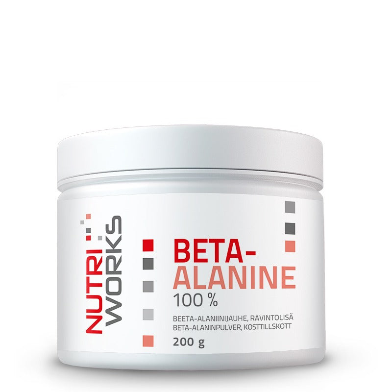 Nutri Works Beta-alaniini 200g