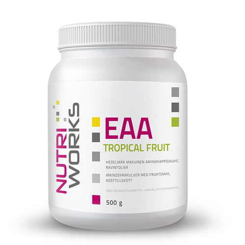 Nutri Works EAA 500g Tropical Fruit