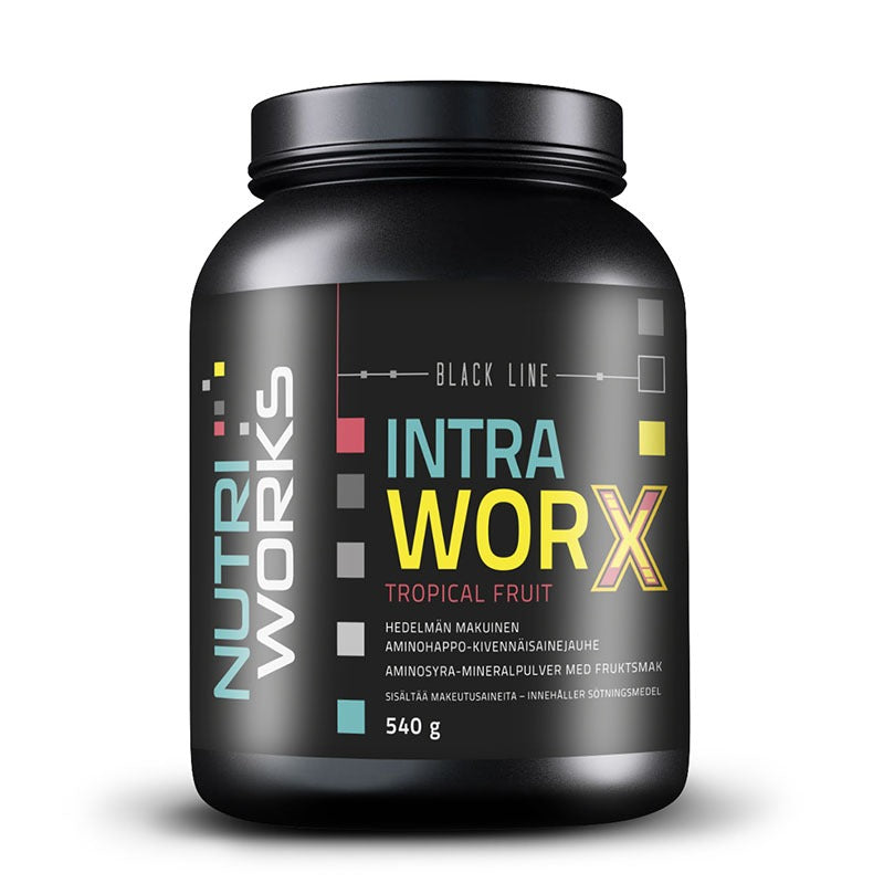 Nutri Works Intra worX Tropical Fruit 540g