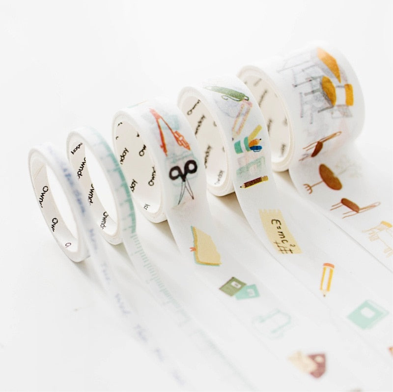 Washi Tape School