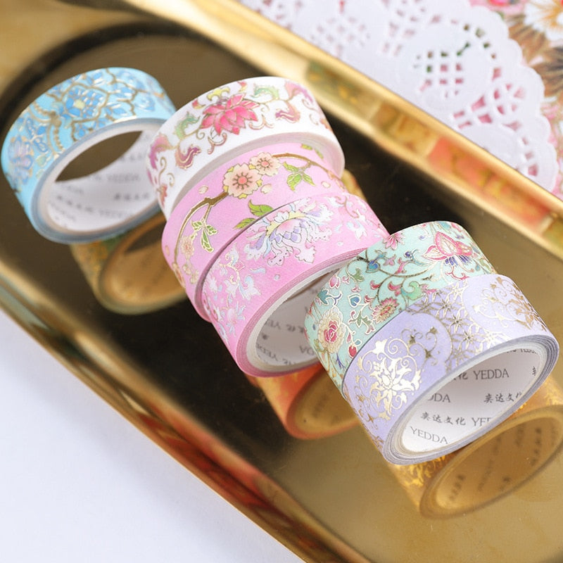 Washi Tapes Jasmine