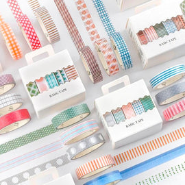 Washi Tapes Geométricas - I Love Papelaria