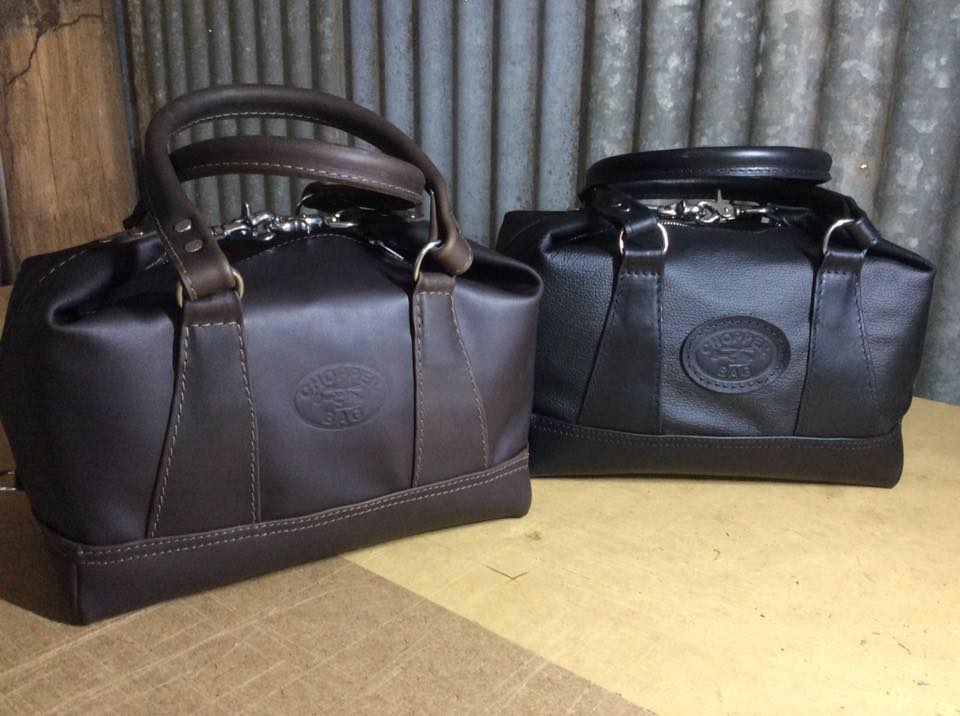 Chopper Bags - Premium Range - It doesn't get better than this!