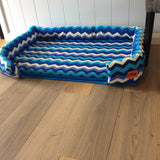 Dog Bed Surround (only) for Foam Beds - Indoor