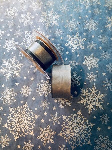 Snowflakes Gift Wapping Paper