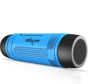 Portable Multi Functional Wireless Speakers