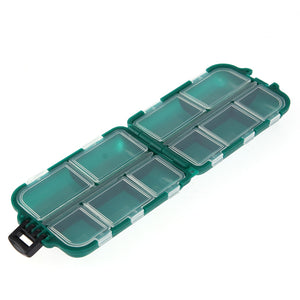 High Quality Plastic Compartment Storage Box
