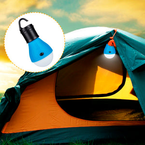 Mini Portable LED Camping Hanging Lantern