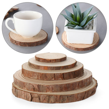 Natural Wood Coasters Pad
