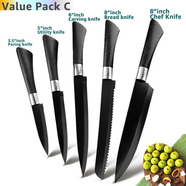 Kitchen Knife Paring Utility Set