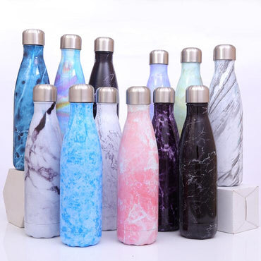 Stainless Steel Thermos Water Bottle