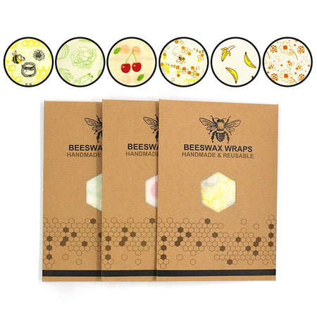 Food Packaging Beeswax Cloth