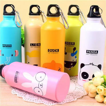 Kids Portable Water Bottle