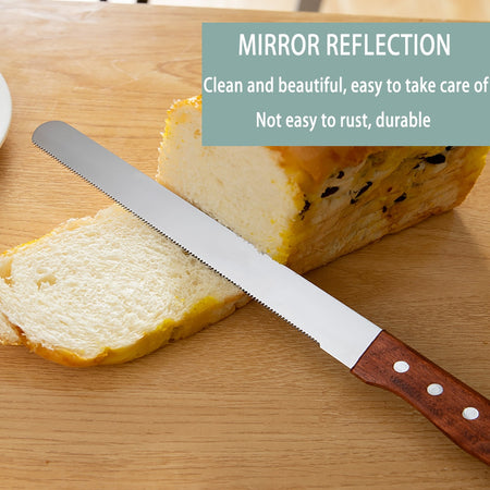 Cake Tool knife can't drop Slag Cutter Kitchen Layerer Sawtooth Toast Divider Baking Special Slice For Kitchen Accessories