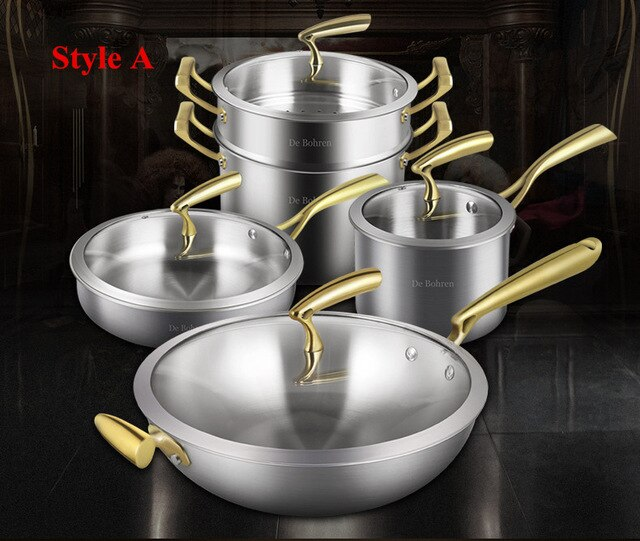 High Quality Germany Cookware Set