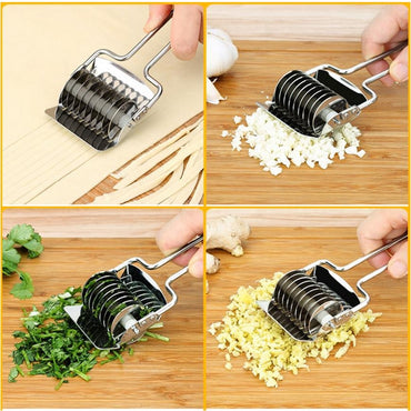 Stainless Steel Noddle Chopper