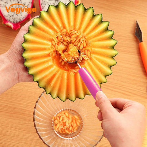 VOGVIGO Fruit Spoon