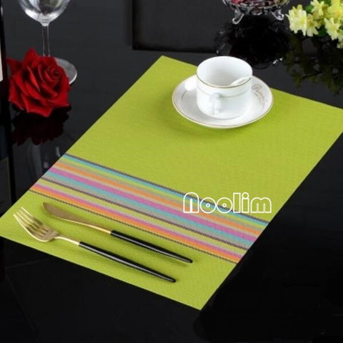 PVC Dining Placemats