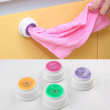 Random Color Storage Organization Towel Clips