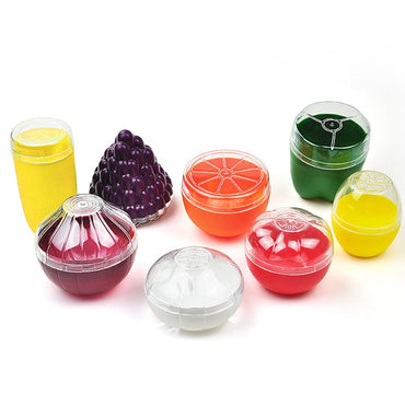 Cute Kitchen Vegetable Fruit Jars