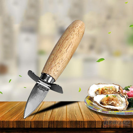 1pc Stainless Oyster Knife