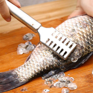 Stainless Steel Fast Fish Peeler