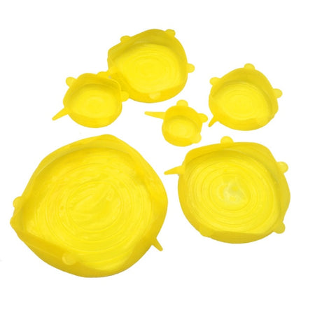 6 Pcs/ Set Silicone Covers