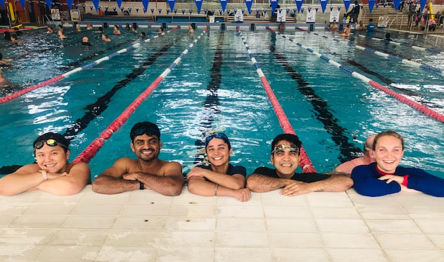 Blacktown Key Venues launches FREE adult swimming program