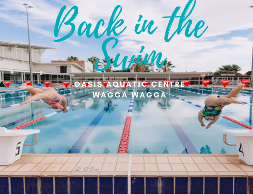 Wagga Oasis Back in the Swim - How COVID affected Wagga Oasis Aquatic Centre